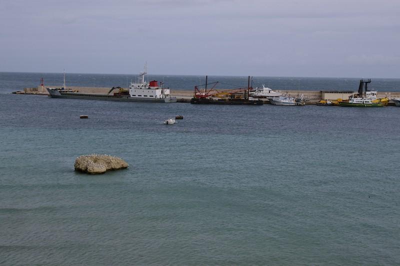 Otranto Italy - Otranto Port Boats