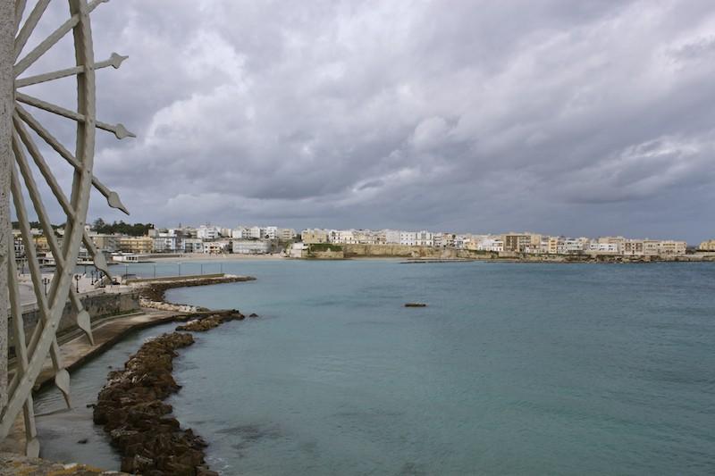 Otranto Italy - Port