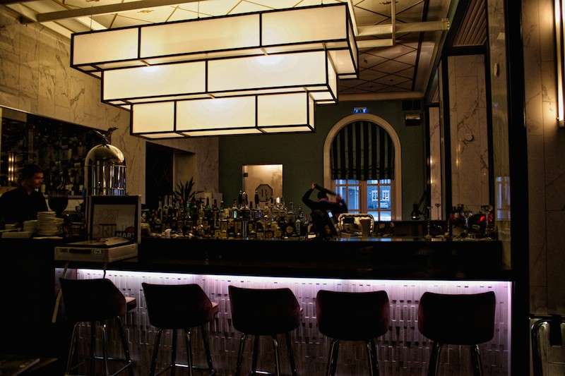 Hótel Borg In Reykjavík - Bar