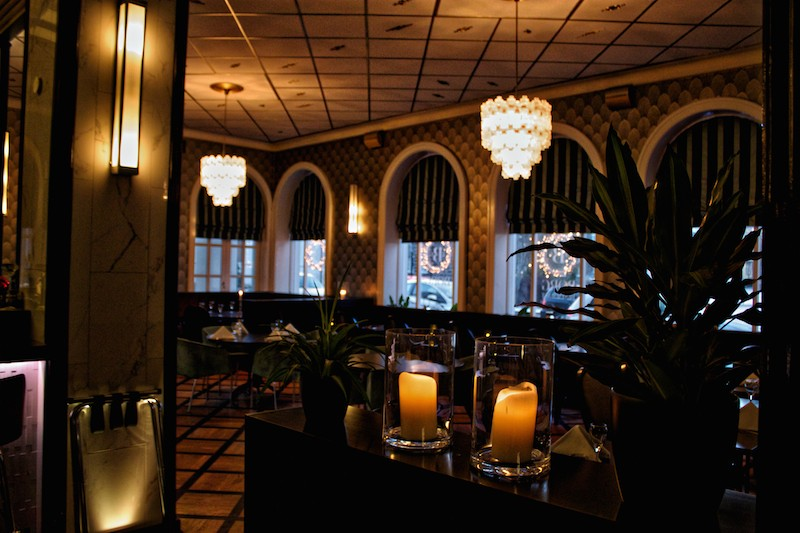 Hótel Borg Restaurant