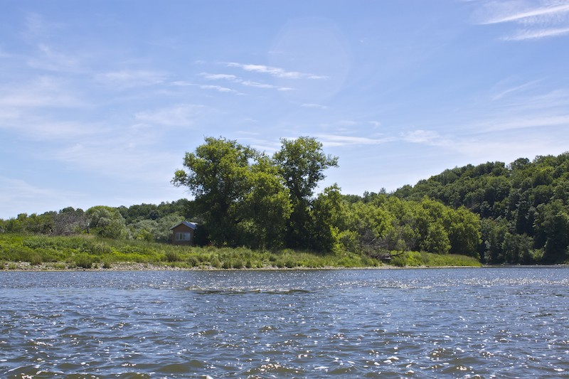 Grand Experience Voyageur Canoe