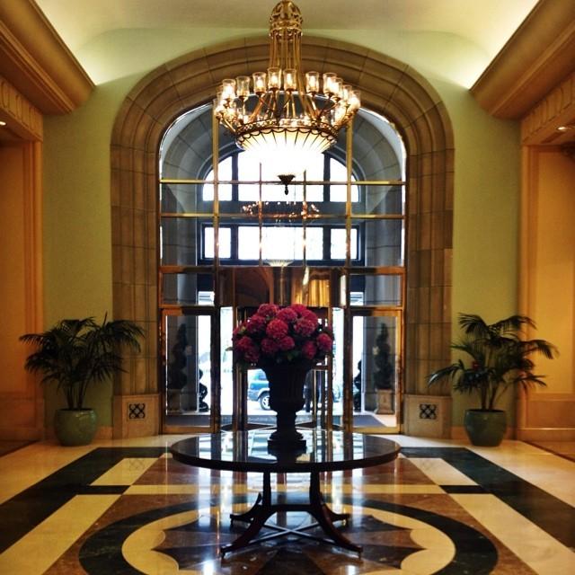 Fairmont Hotel Vancouver 1=