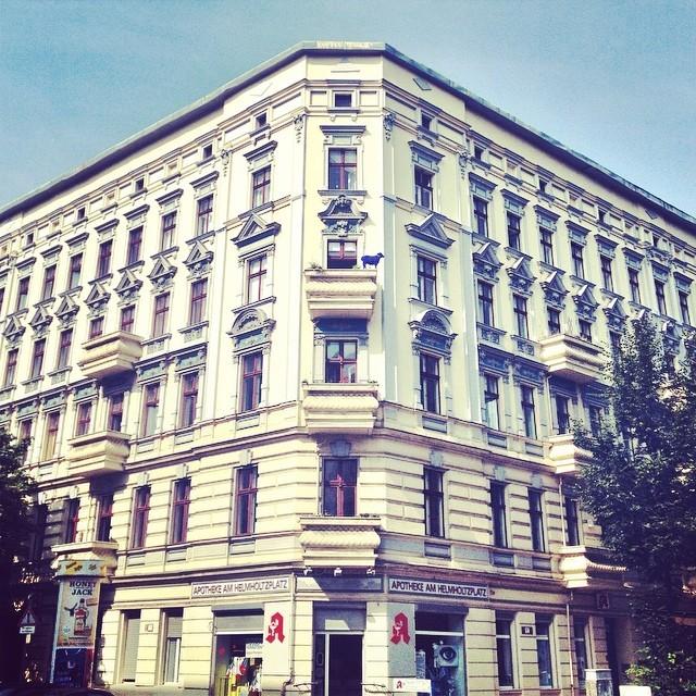 Altwohnung im Prenzlauerberg Berlin