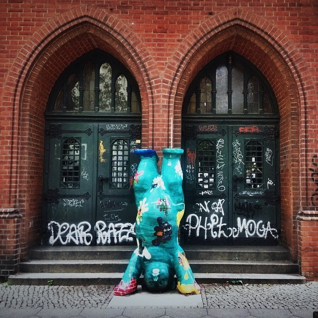 Berlin Bear in Prenzlauerberg