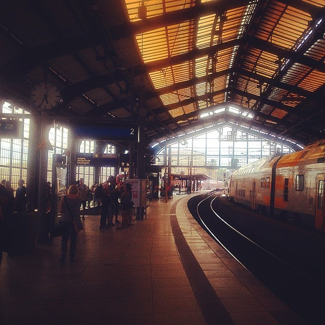 Berlin Friedrichstr S-Bahn Station