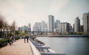 Day In Vancouver Canada - Header