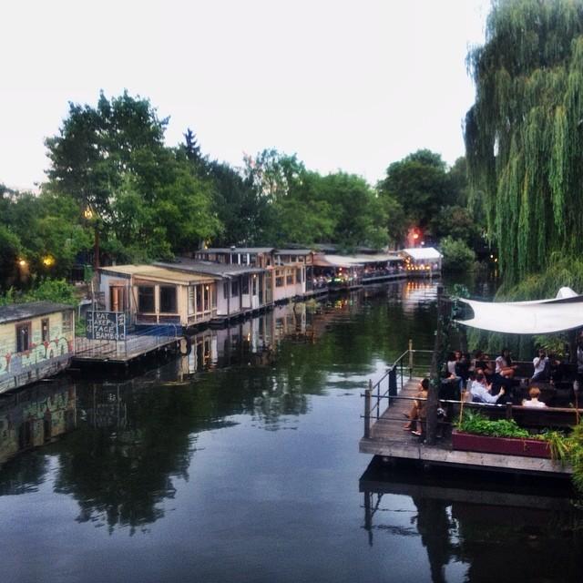 Kreuzberg Canals Tourist Trap