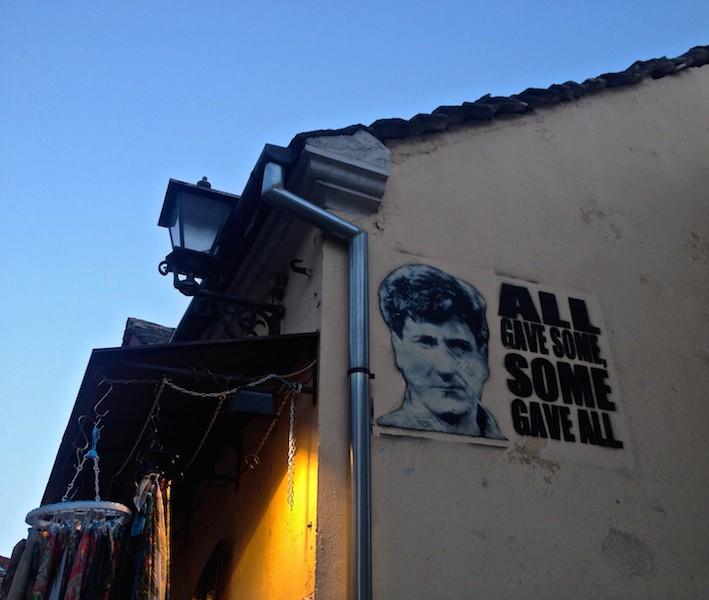 Mostar Street Art - All Gave Some