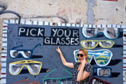 Mostar Street Art - Pick Your Glasses