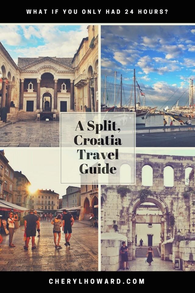 24 Hours in Split Croatia