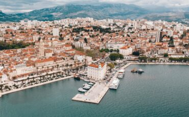A Day In Split Croatia - Header