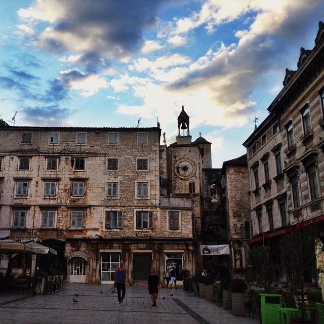 Old Town Main Square Split