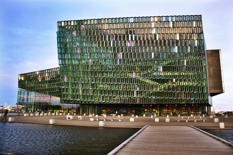 Harpa – Reykjavik Concert Hall and Conference Centre