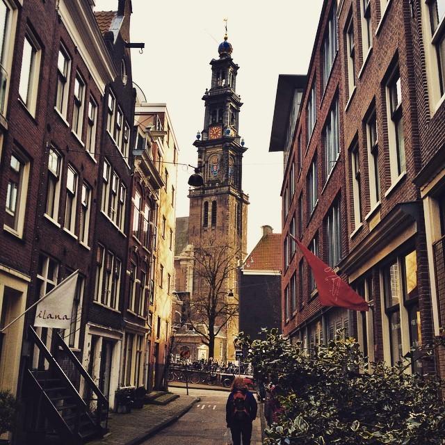 Amsterdam Photos Church in Amsterdam