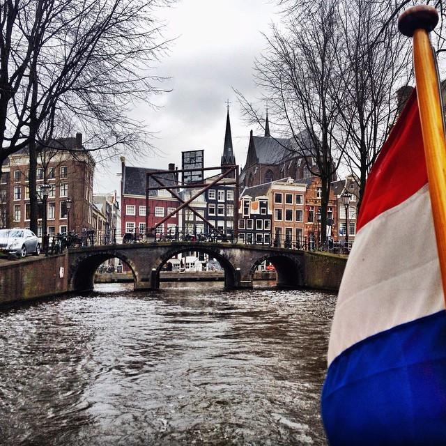 Amsterdam Photos Dutch Patriotism in Amsterdam