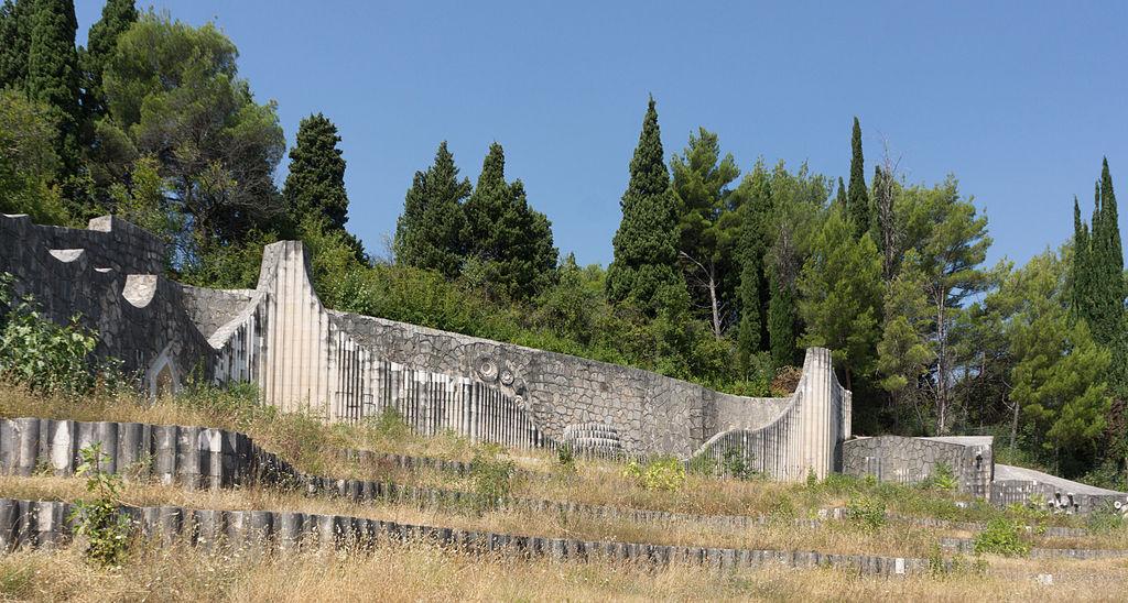Partisan Memorial Cemetery Mostar