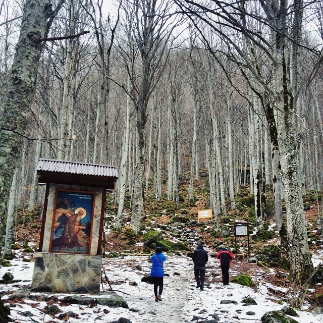 Hiking at Rila Mountains and Monastery