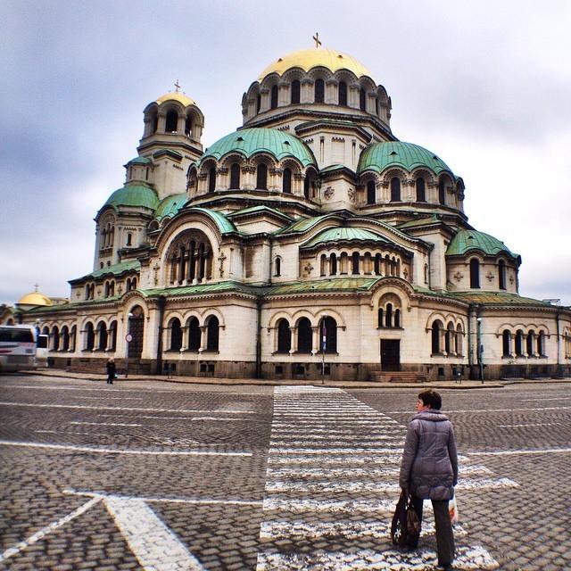 St. Alexander Nevsky Cathedral Sofia Bulgaria