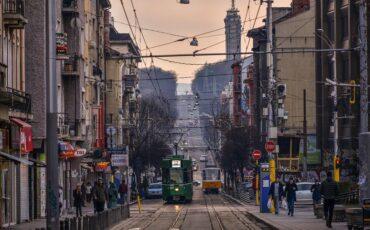Weekend In Sofia - Header