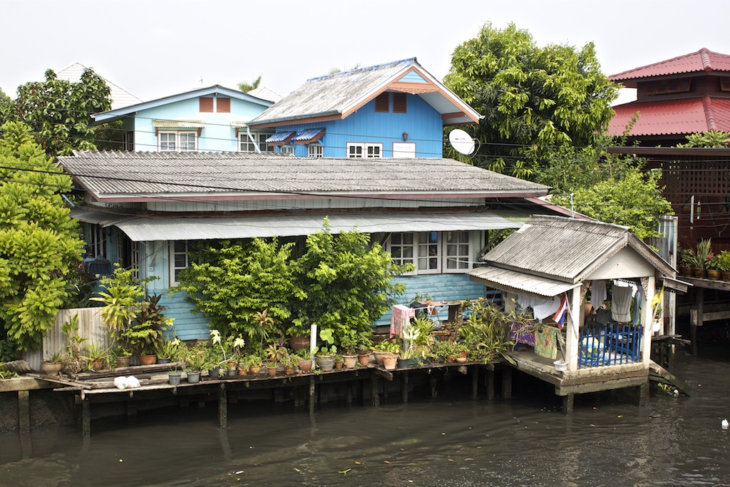 House Near Klong Bang Luang Artist House Bangkok