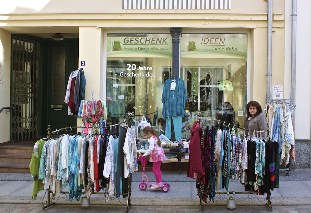Schwerin Photos - Clothing Shop