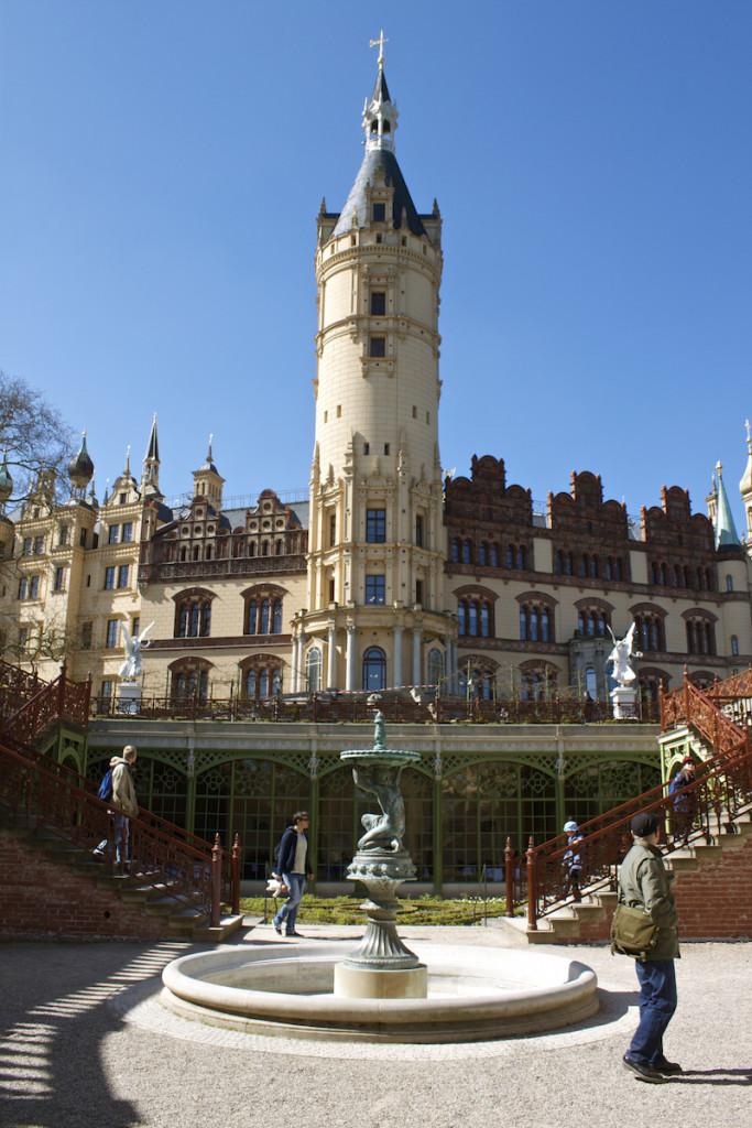 Schwerin Photos - Palace Orangerie
