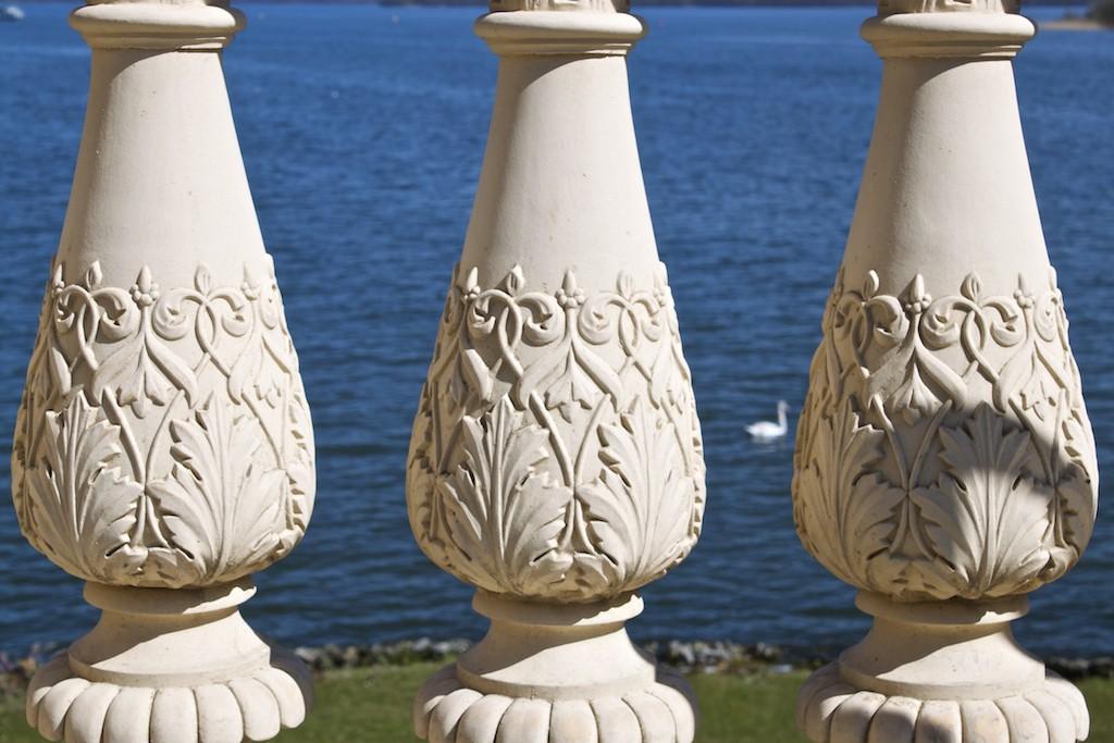 Schwerin Photos - Palace Orangerie Swans