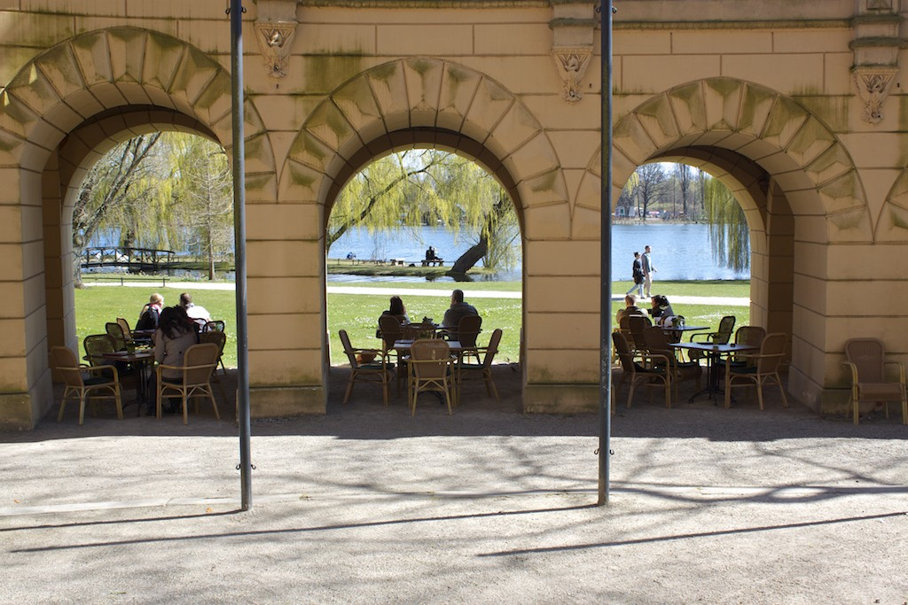 Schwerin Photos - Palace Orangerie Terrace Cafe