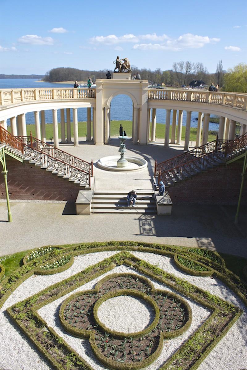 Schwerin Photos - Palace Orangerie View