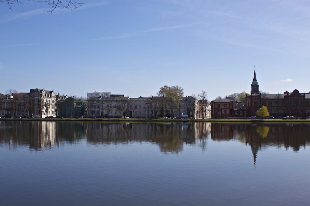 Schwerin Photos - Pfaffenteich Reflections