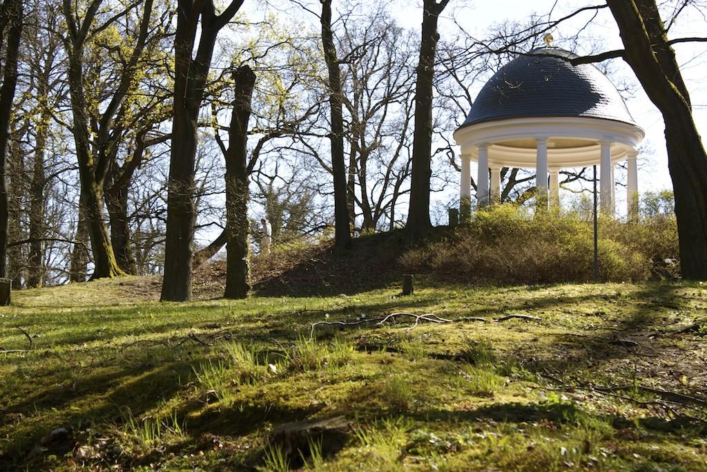 Schwerin Photos - Schlossgarten Gazebo