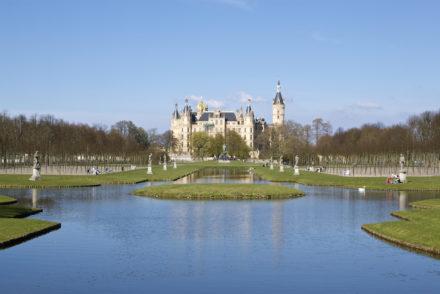 Schwerin Photos - Schlossgarten Palace