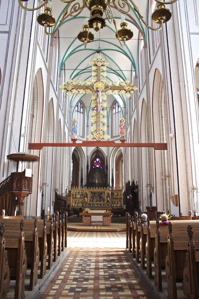Schwerin Photos - Schwerin Cathedral Altar