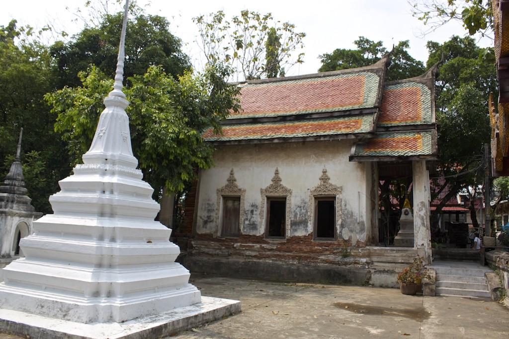 Ubosot at Wat Kampaeng Bangkok