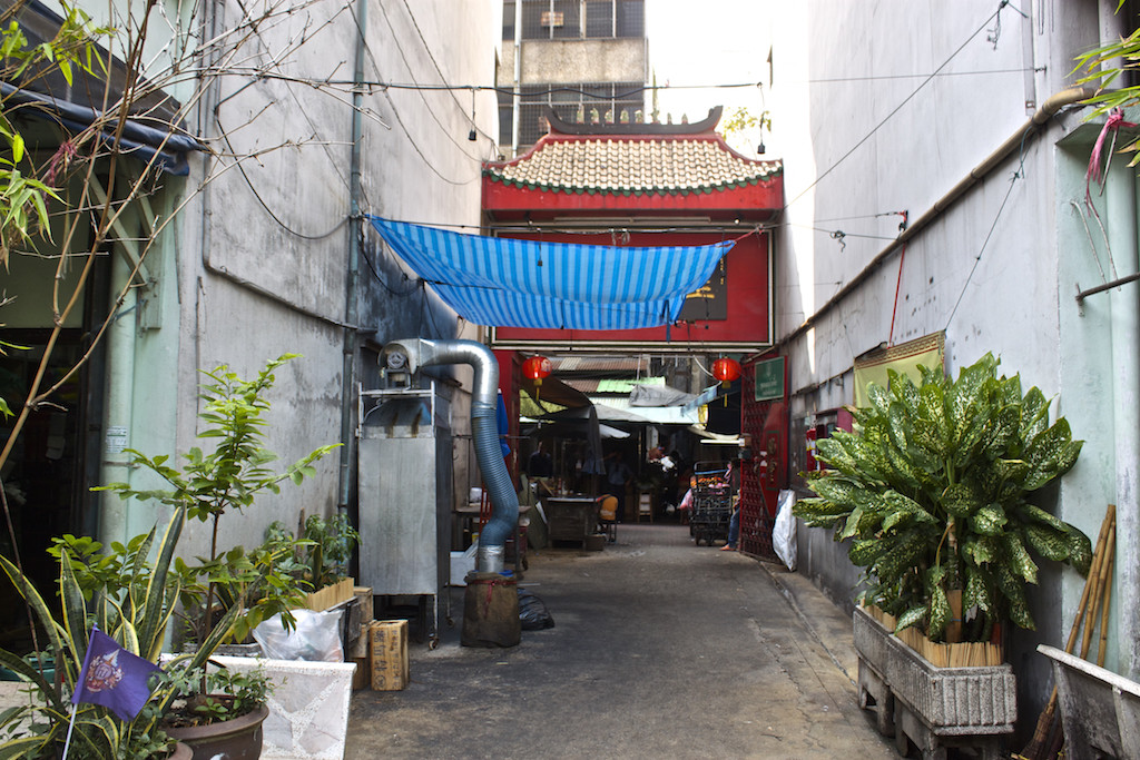 Bangkok Chinatown - Back Alley