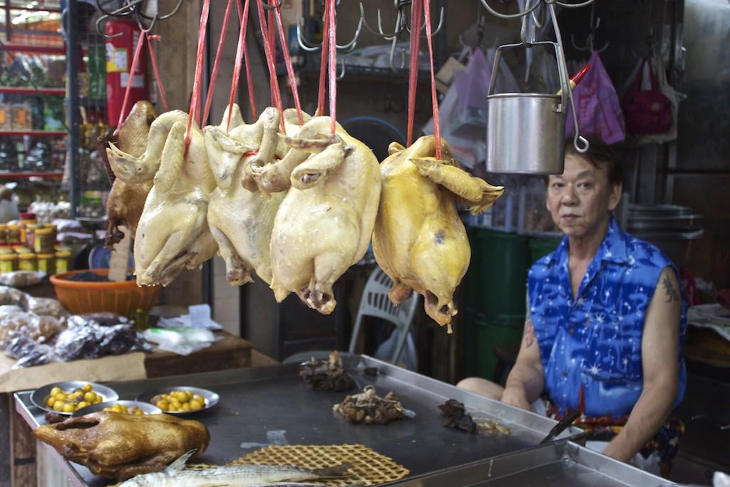 Bangkok - Chickens