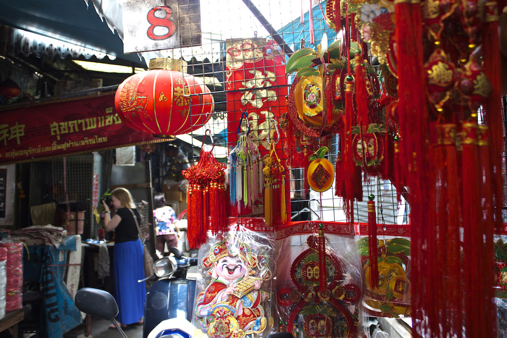 Bangkok Chinatown - Chinese New Year