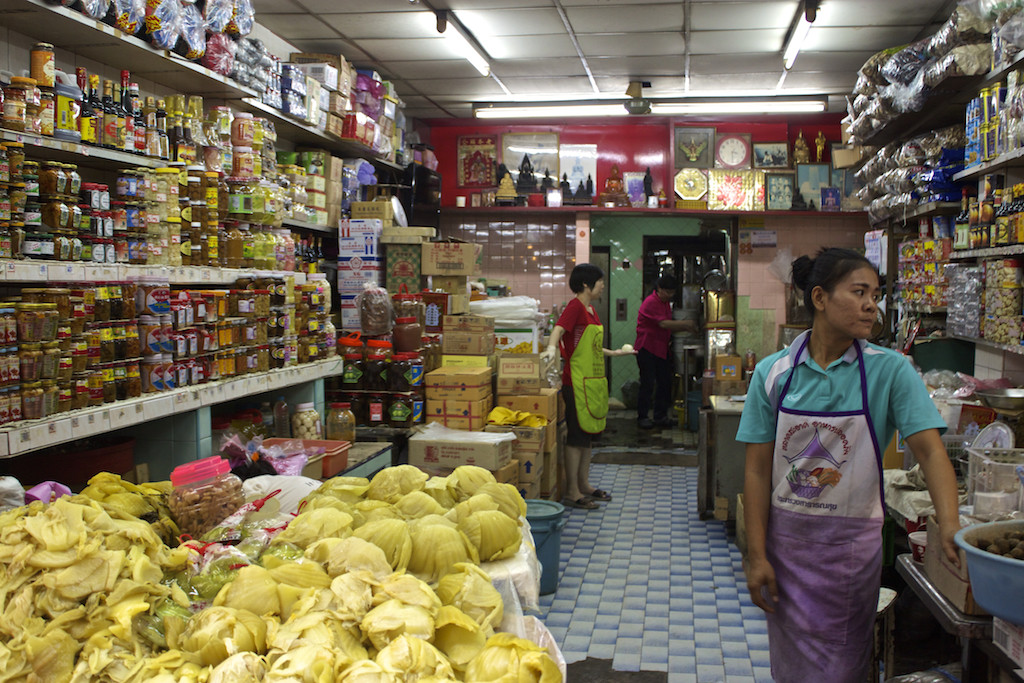 Bangkok Chinatown - Food Store