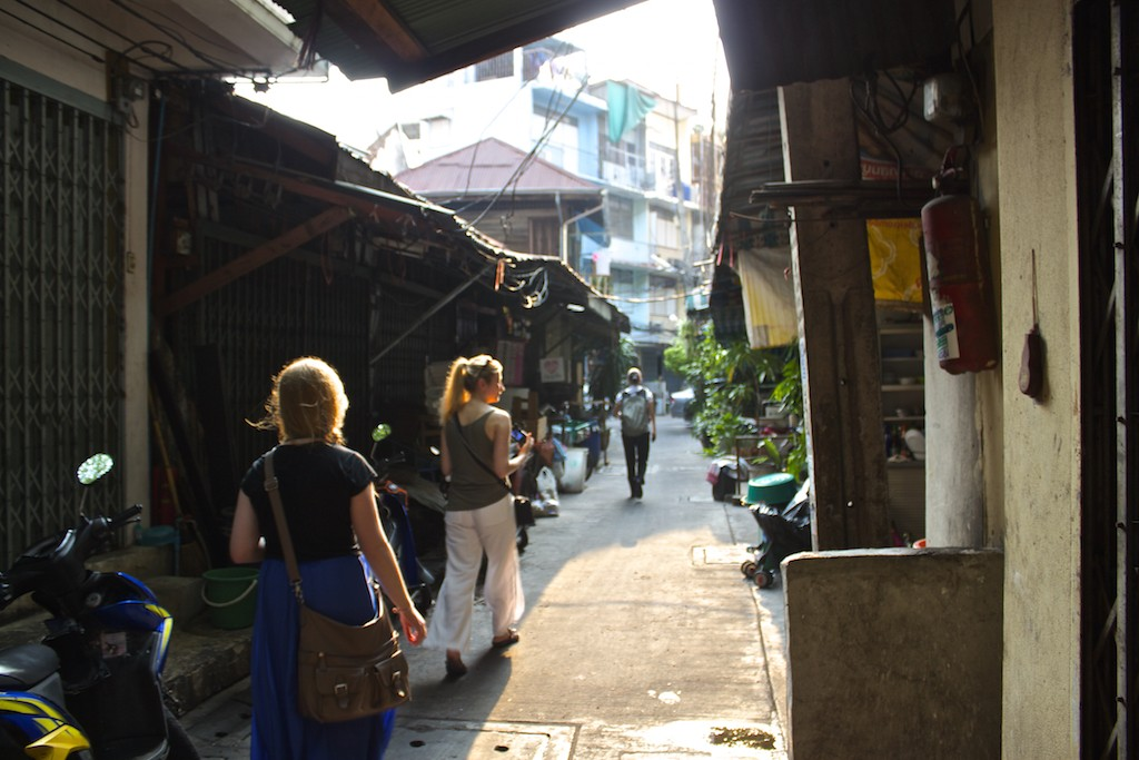 Bangkok Chinatown - Golden Hour