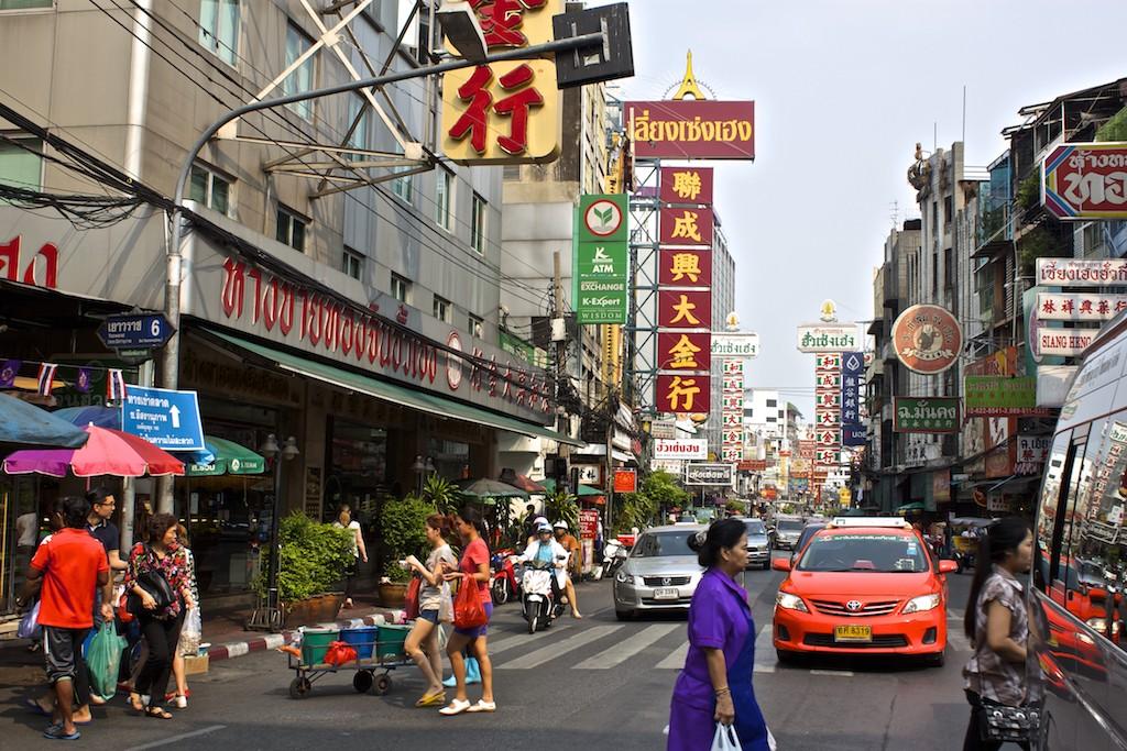 Bangkok Chinatown - Hectic Moment