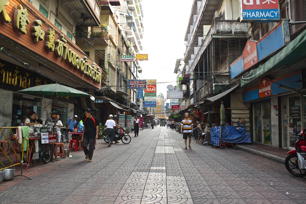 Bangkok Chinatown - Main Road