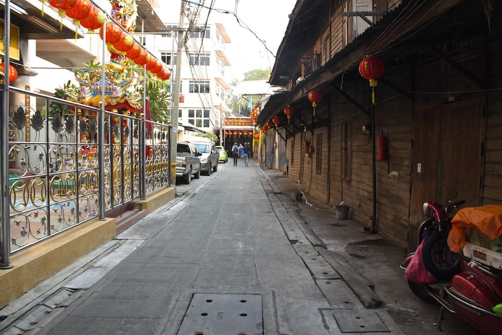 Bangkok Chinatown - Red Laterns
