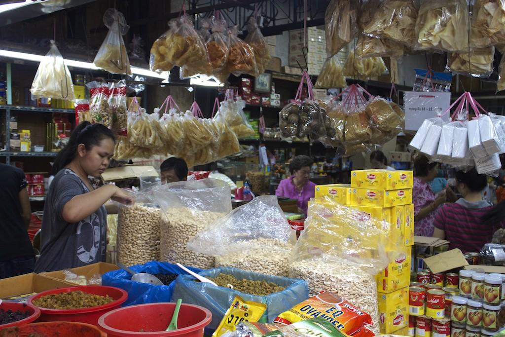 Bangkok - Shop Stalls