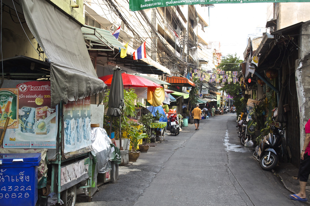 Bangkok Chinatown - Side Street
