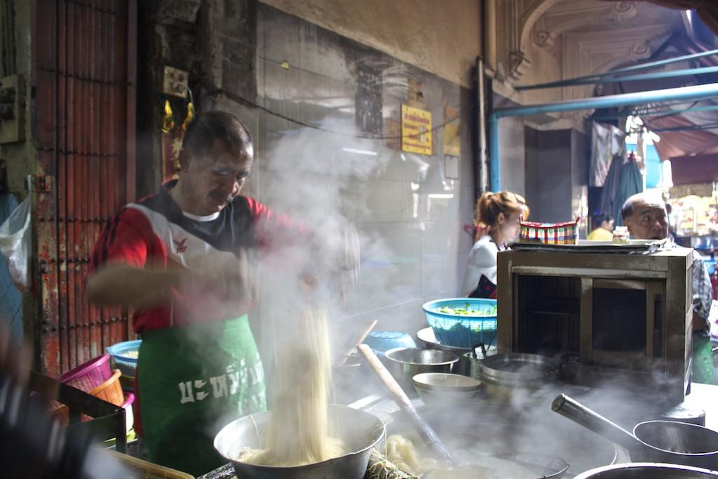 Bangkok - Street Side Food
