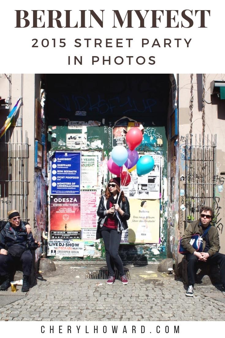 Berlin Myfest 2015