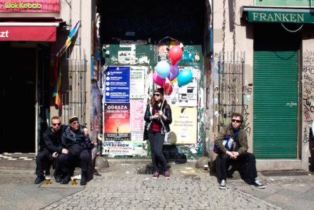 Myfest Berlin 2015 Balloon Beauty