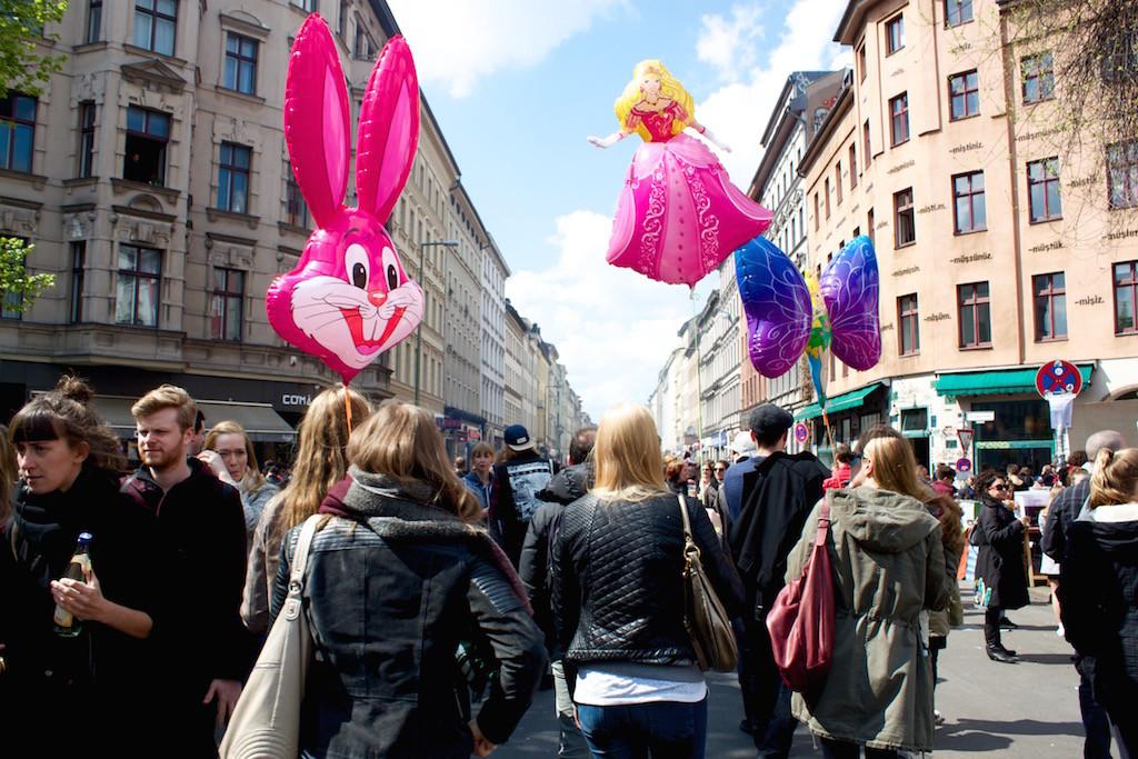 Myfest Berlin 2015 Balloons