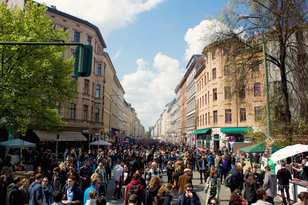 Myfest Berlin 2015 Crowds