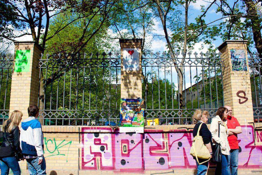 Myfest Berlin 2015 Love Each Other